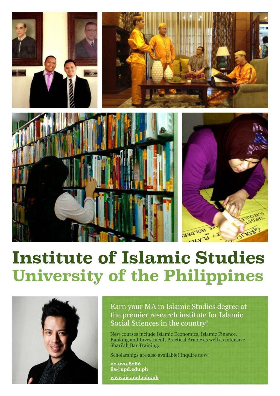MA in Islamic Studies