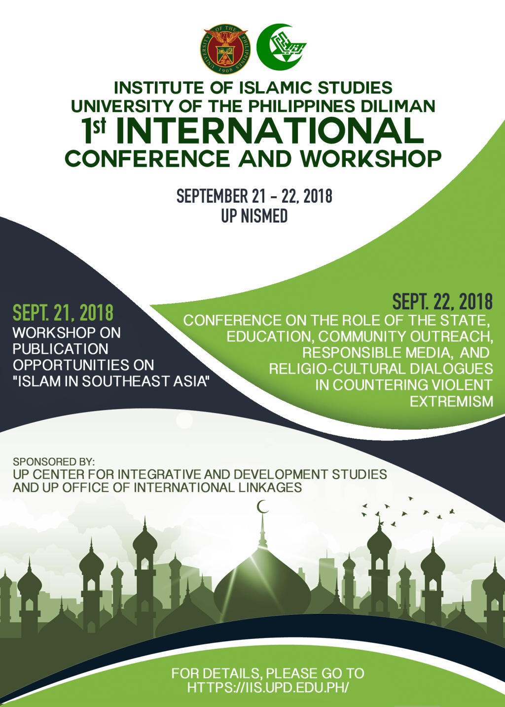 Conference and Workshop Poster